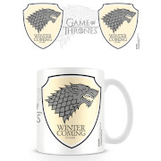 Game of Thrones Coffee Mug (Stark)