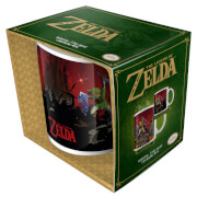 The Legend of Zelda Heat Change Mug (Battle)