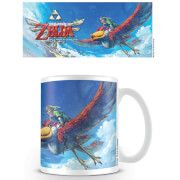 The Legend of Zelda Coffee Mug (Skyward Sword)
