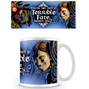 The Legend of Zelda Coffee Mug (Terrible Fate)