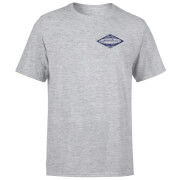 Native Shore Männer T-Shirt Authentic Shore Pocket Print - Navy