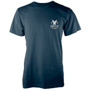 Camiseta Native Shore Surfs Up - Hombre - Azul marino