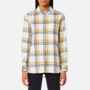Barbour Women's Newton Shirt - Sun Gold