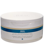 REN Skincare Atlantic Kelp and Magnesium Salt Anti-Fatigue Exfoliating Body Scrub 150ml