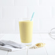 Meal Replacement Low Sugar Banana Smoothie