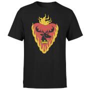 Game of Thrones Stannis Baratheon Sigil Men's Black T-Shirt