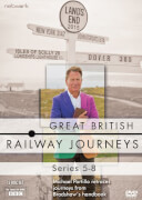 Great British Railway Journeys: Series 5-8