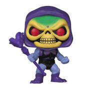 MOTU Battle Armor Skeletor mit Damage Armour Pop! Vinyl Figur