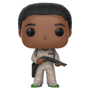 Stranger Things Ghostbusters Lucas Pop! Vinyl Figure