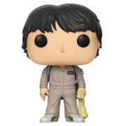 Figurine Pop ! Mike Ghostbusters - Stranger Things