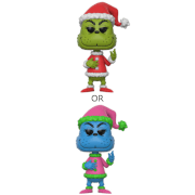 The Grinch Santa Grinch Pop! Vinyl Figure