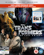Transformers: The Last Knight - 4K Ultra HD (Digital Download)