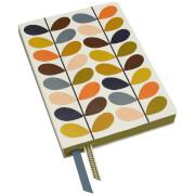 Orla Kiely A5 Notebook - Multi
