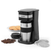 Salter EK2408 Coffee Maker To Go - Black