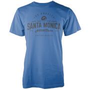 Native Shore Männer Santa Monica T-Shirt - Blau