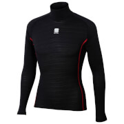 Sportful BodyFit Pro Long Sleeve Baselayer - Black
