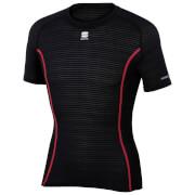 Sportful BodyFit Pro Short Sleeve Base Layer - Black