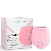 Magnitone Go Bare! Rechargeable Mini Lady Shaver - Pink