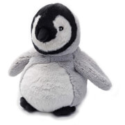 Warmies Cosy Plush Baby Penguin - Grey