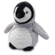 Warmies Cozy Plush Mini Penguin - Black/White