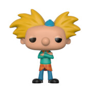 Nickelodeon Hey Arnold Arnold Shortman Pop! Vinyl Figure