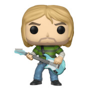 Figura Pop! Rocks Vinyl Kurt Cobain - Nirvana