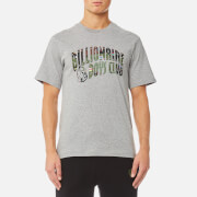 Billionaire Boys Club Men's Space Camo Arch Logo T-Shirt - Heather Grey