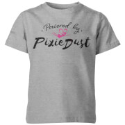 Powered By PixieDust Kid's Grey T-Shirt