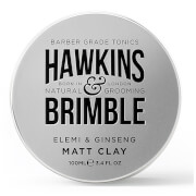 Hawkins & Brimble Matt Clay Pomade (100ml)