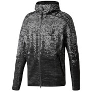 adidas Men's ZNE Pulse Training Hoody - Black/White