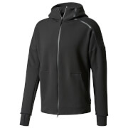 adidas Men's ZNE Training Hoody - Black