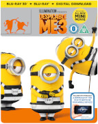 Gru 3, mi villano favorito Steelbook Exclusivo de Zavvi Ed. Limitada (incluye copia UV) -