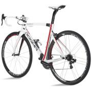 Pinarello Dogma F8 Road Frameset - 686 White/Mirror/Red