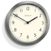 Newgate Spy Wall Clock - Burnished Steel
