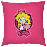 Nintendo Peach Kanji Cushion