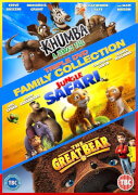 Family Colleciton (Jungle Safari, The Great Bear, Khumba)