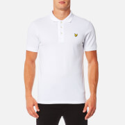 Lyle & Scott Men's Polo Shirt - White