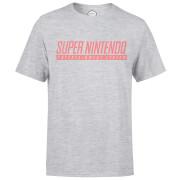 Nintendo® SNES T-Shirt - Grau