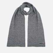 Superdry Men's Orange Label Basic Scarf - Steel Twist