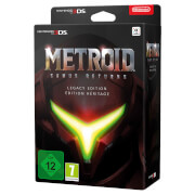 Metroid: Samus Returns Legacy Edition
