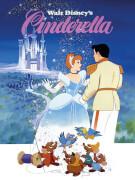Disney Cinderella 30 x 40cm Canvas Print