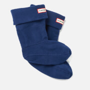 Hunter Short Boots Socks - Navy