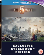Die 5. Welle - Zavvi UK Exklusives Limited Edition Steelbook