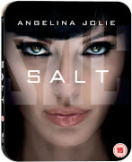 Salt - Zavvi Exclusive Limited Edition Steelbook (Includes DVD Version) (Limited to 1000 Copies)