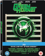 The Green Hornet - Zavvi UK Exklusives Limited Edition Steelbook