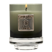 Stoneglow Metallique Collection Rose Ambre Candle
