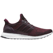 adidas Men's Ultra Boost Running Shoes - Dark Burgundy