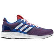 adidas Men's Supernova Running Shoes - Black/Blue