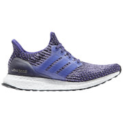 adidas Women's Ultra Boost Running Shoes - Navy Blue