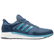 adidas Men's Supernova ST Running Shoes - Black/Blue
